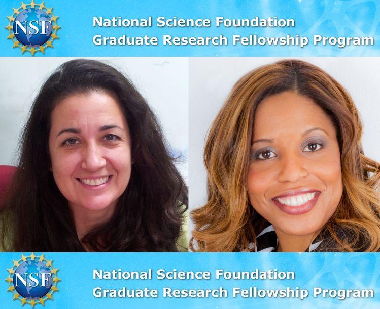 Dr. Frances Carter-Johnson and Dr. Ordóñez