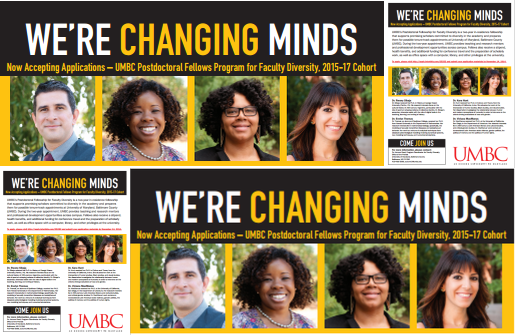 UMBC Postdoc for Faculty Diversity: Positions open for July 2015