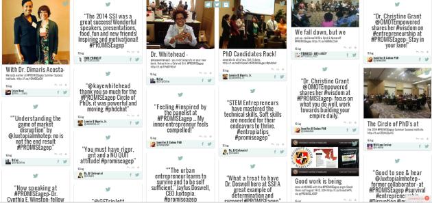 SSI Social Media 2014