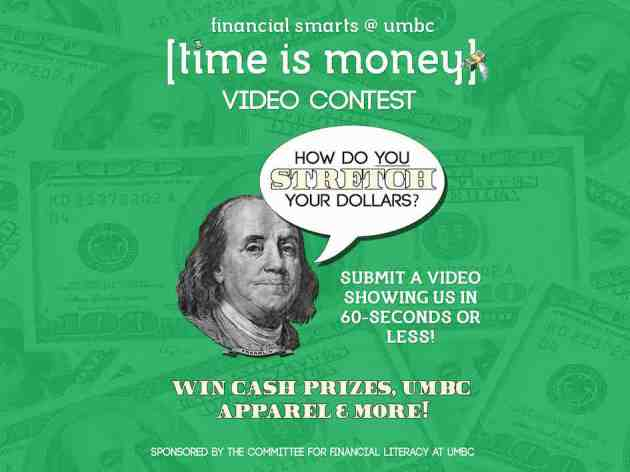 Time is Money Contest