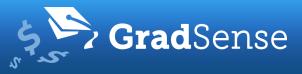 GradSense Logo