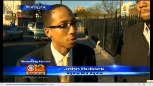 John Bullock TV2