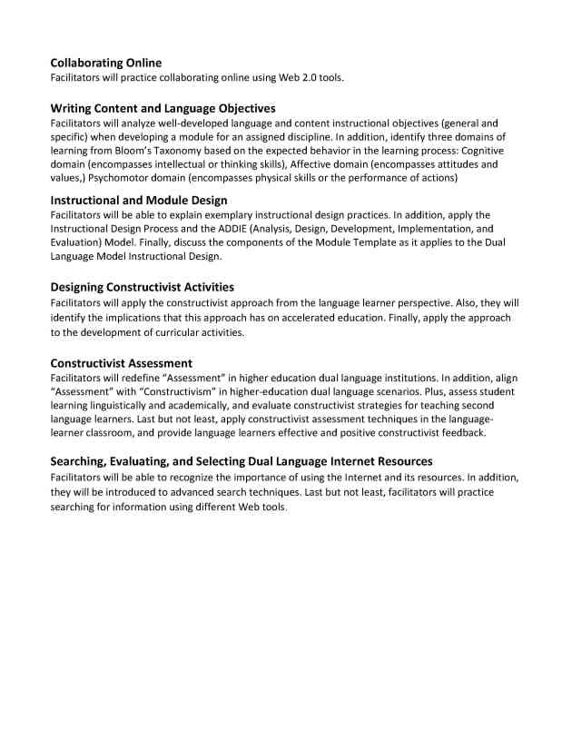 AGMUS Dual Language Workshops with descriptions  Requested Jan  19 20161 PG2