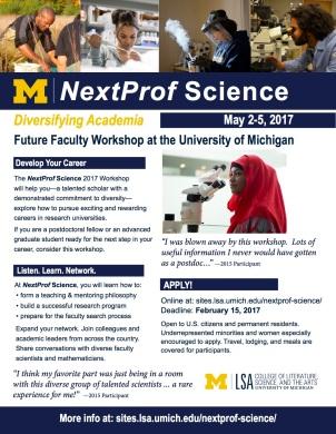 nextprof-science-2017-flyer