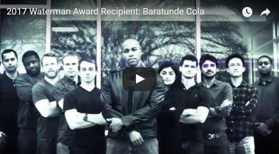 Bara Waterman Award