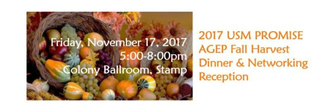 Fall Harvest for 2017