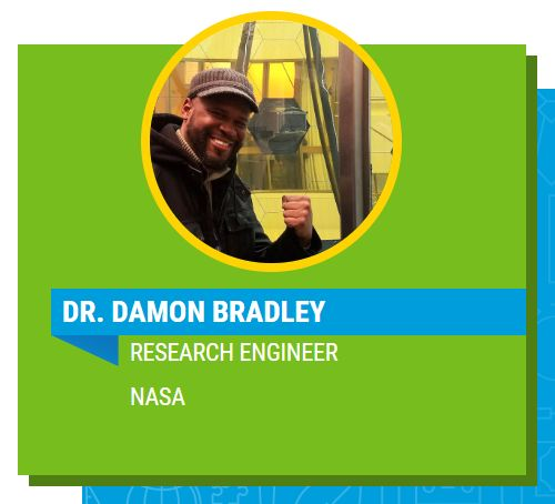 Damon Bradley USA Science